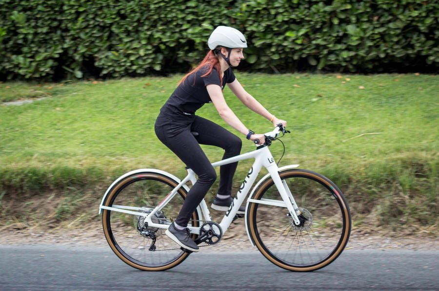LeMond Prolog e-bike side