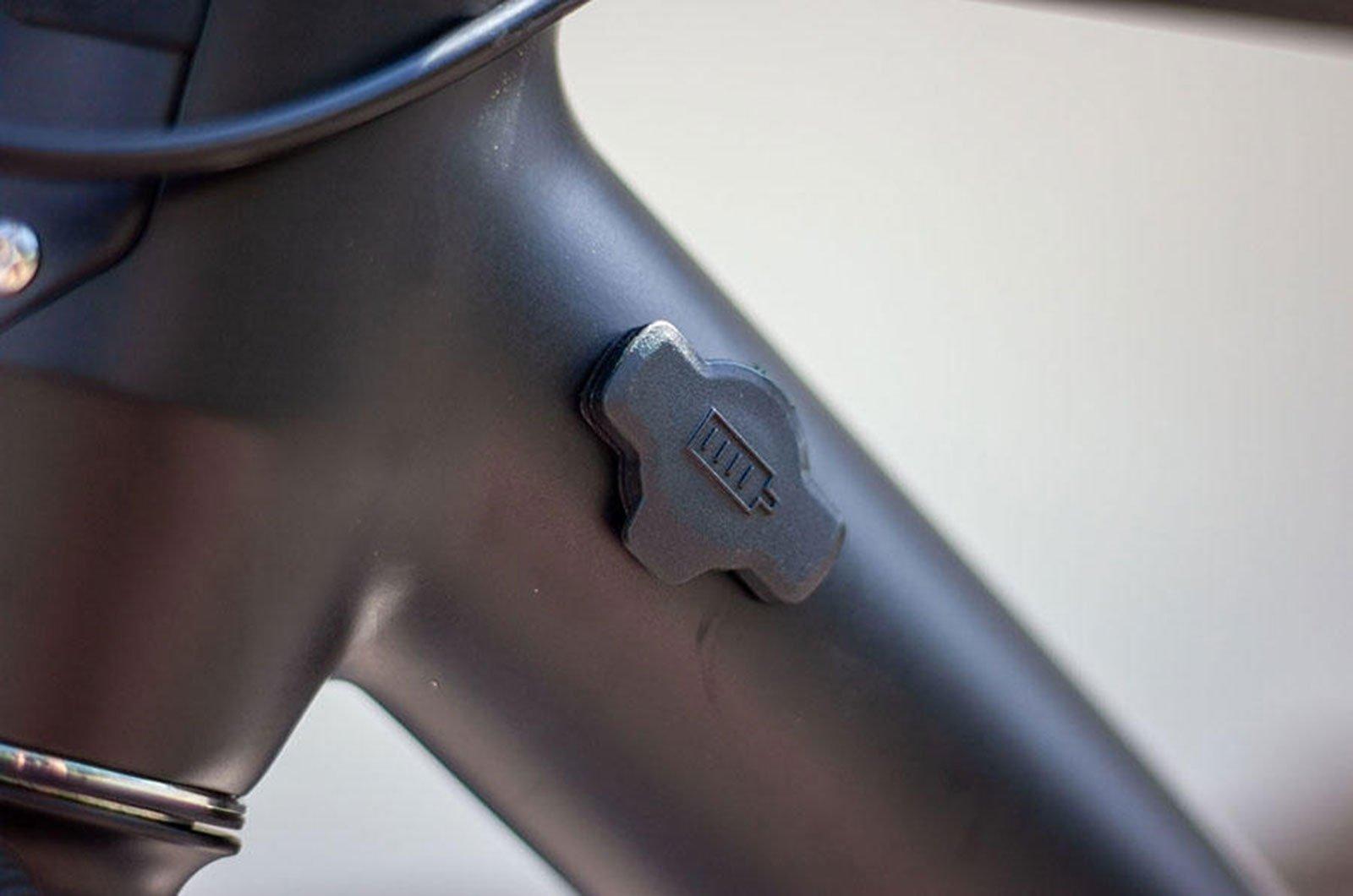 Quadro New York Fixie e-Bike