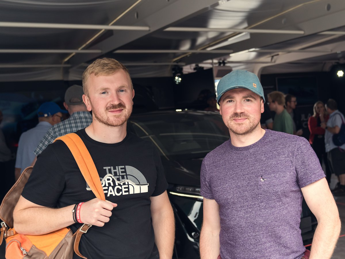 Ryan and James Nowell