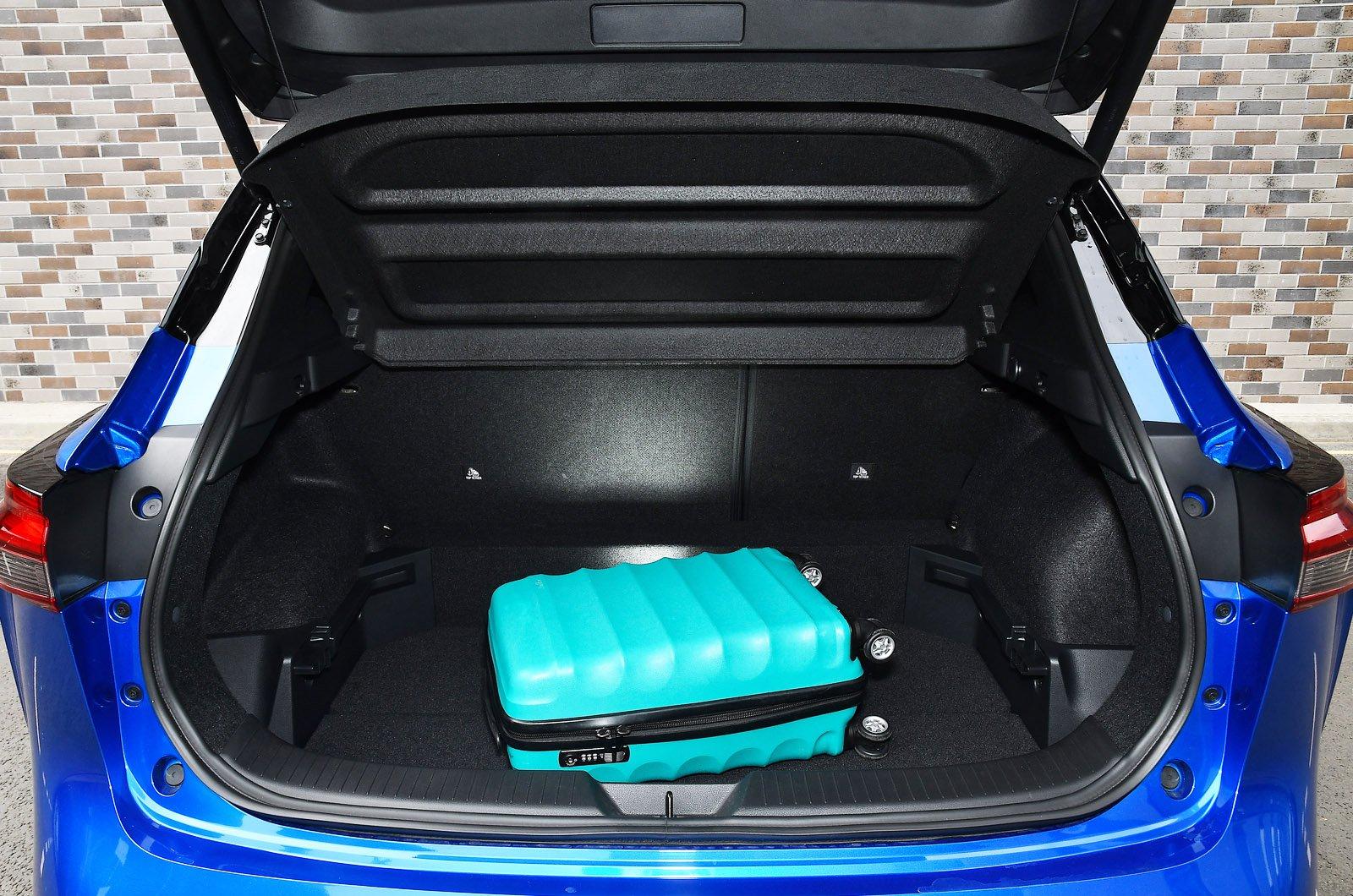 Nissan Qashqai 2021 boot