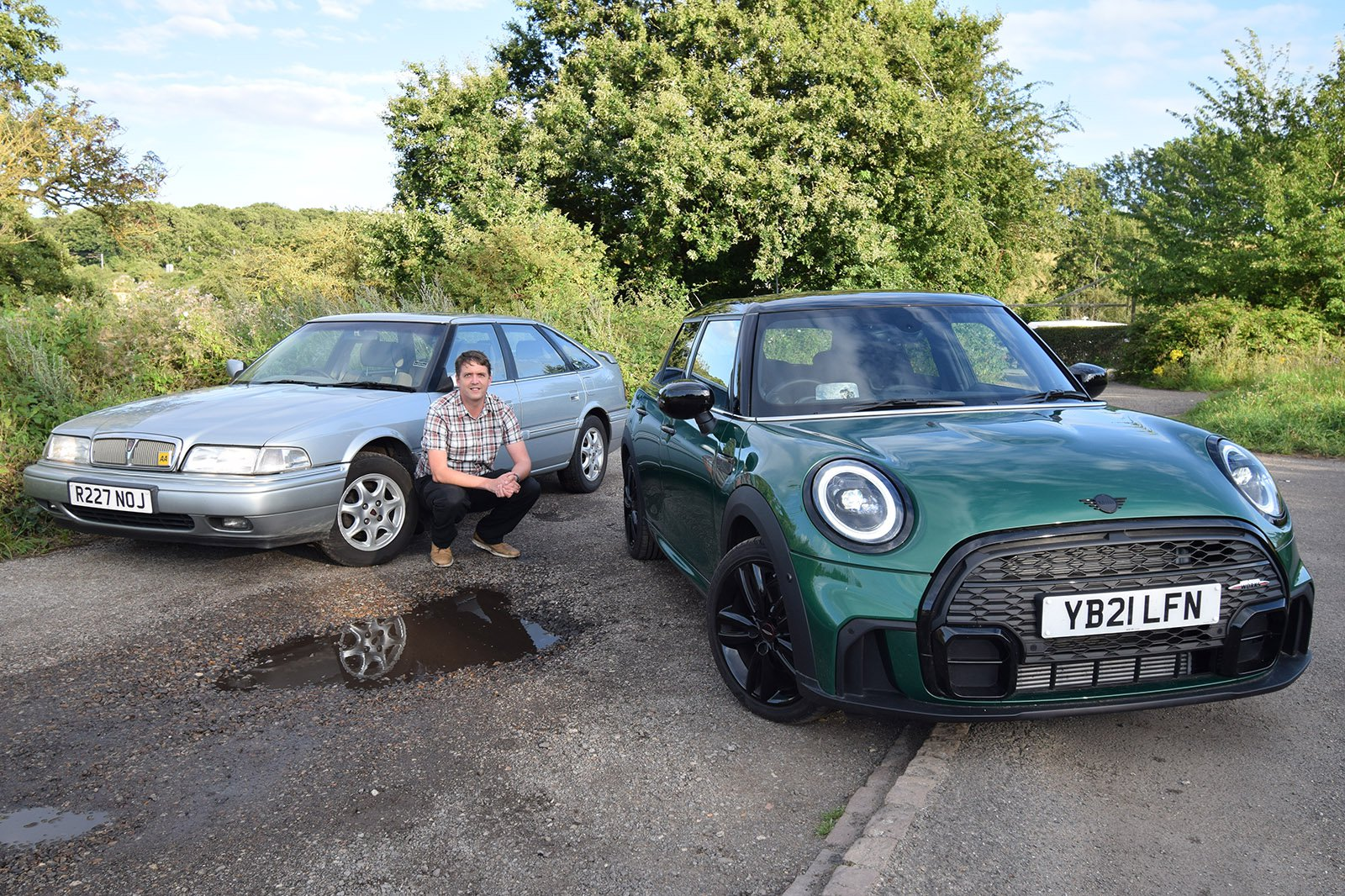 Mini Hatch 5-door long term goodbye