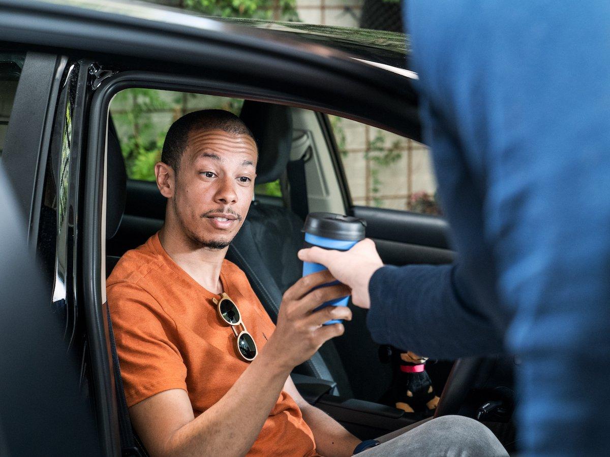 A Vitality está oferecendo um novo tipo de seguro de carro, que realmente recompensa a boa direção