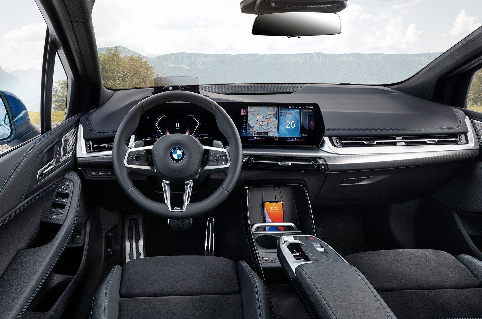 2022 BMW Série 2 Active Tourer frente