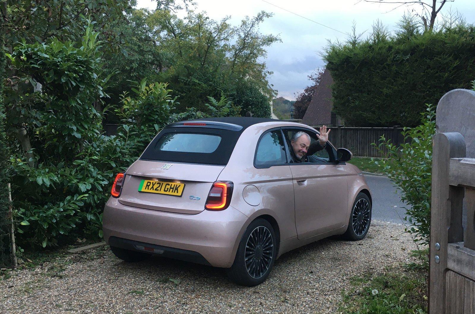 Fiat 500 long termer