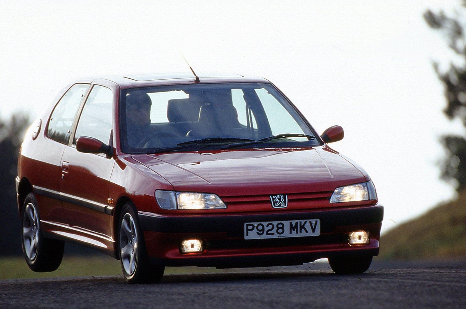Peugeot 306 1.6 LX