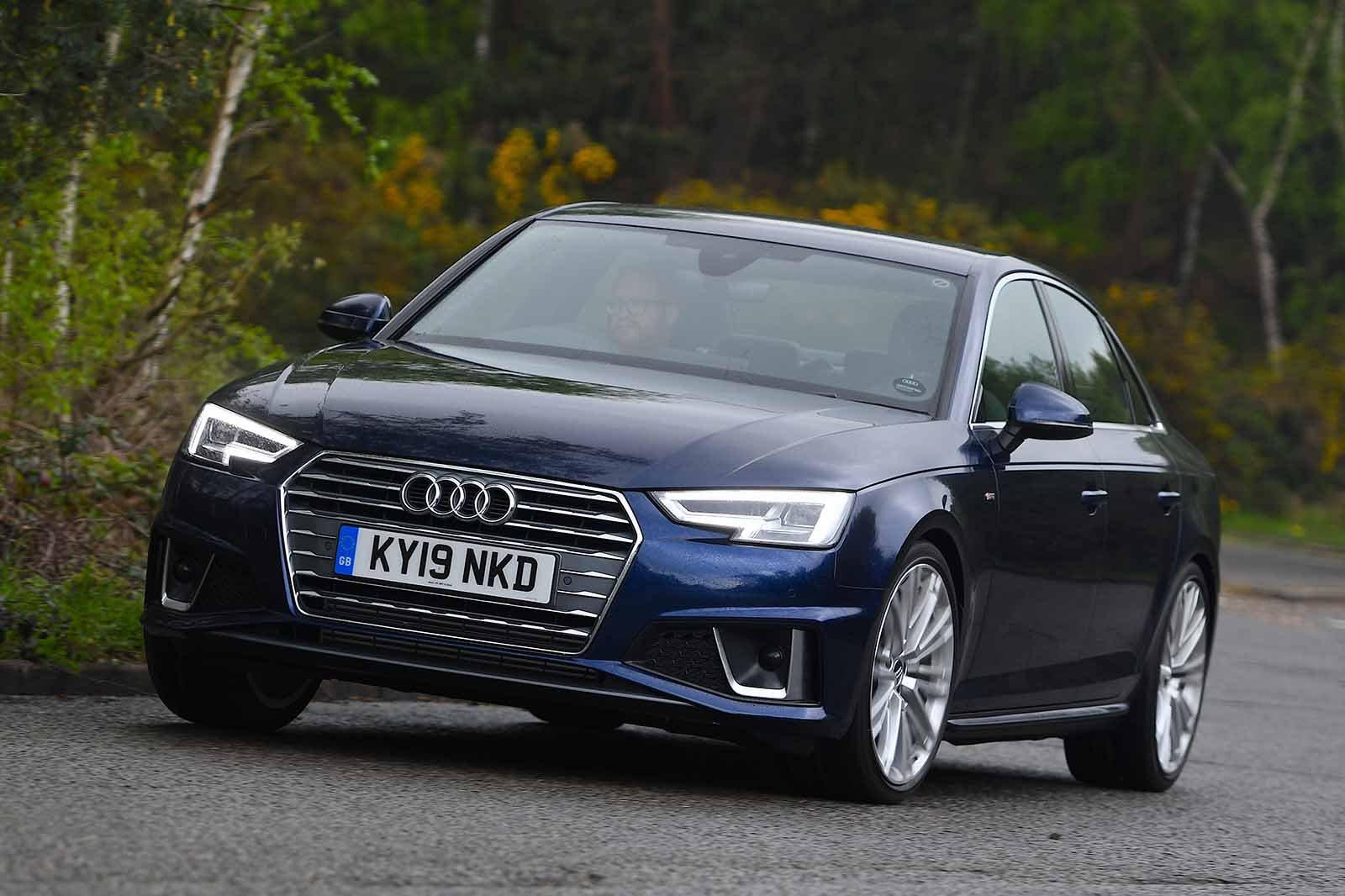Audi A4 Vs Bmw 3 Series What Car