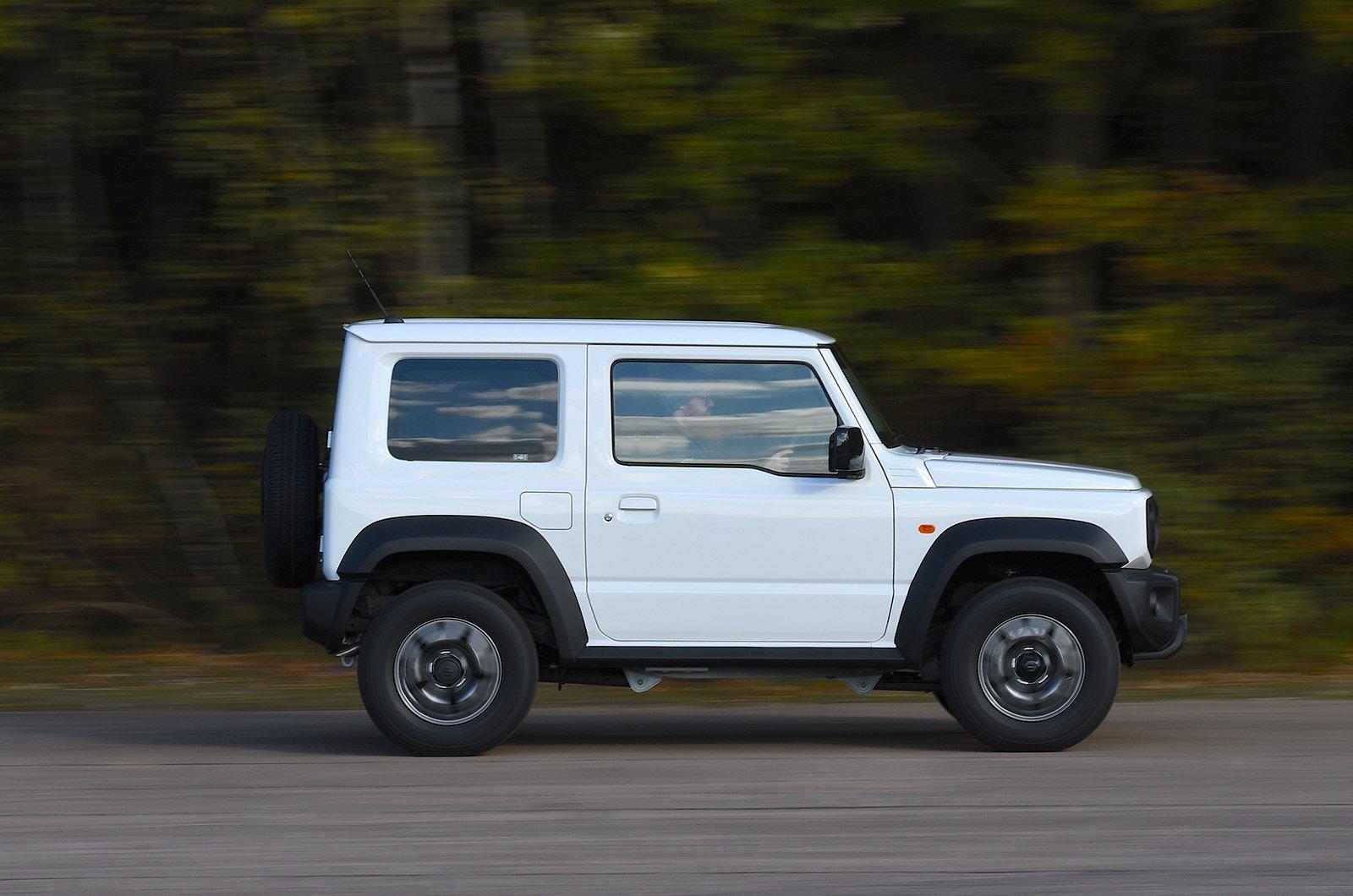 Suzuki Jimny side