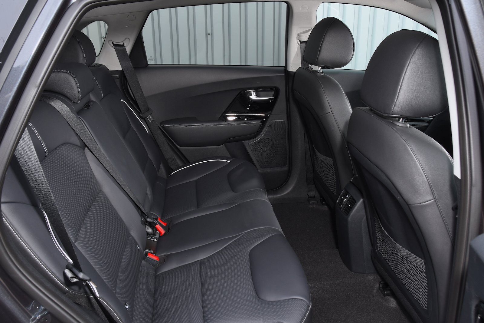 Kia E Niro 2019 Rear Seats