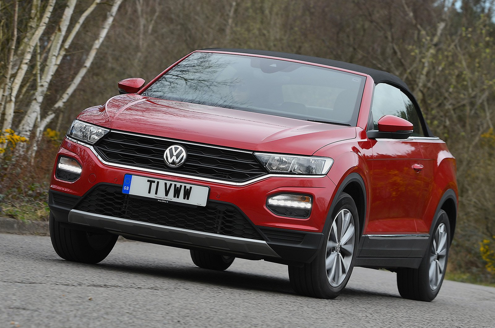 2020 Volkswagen T-Roc Cabriolet 1.5 TSI Design verdict