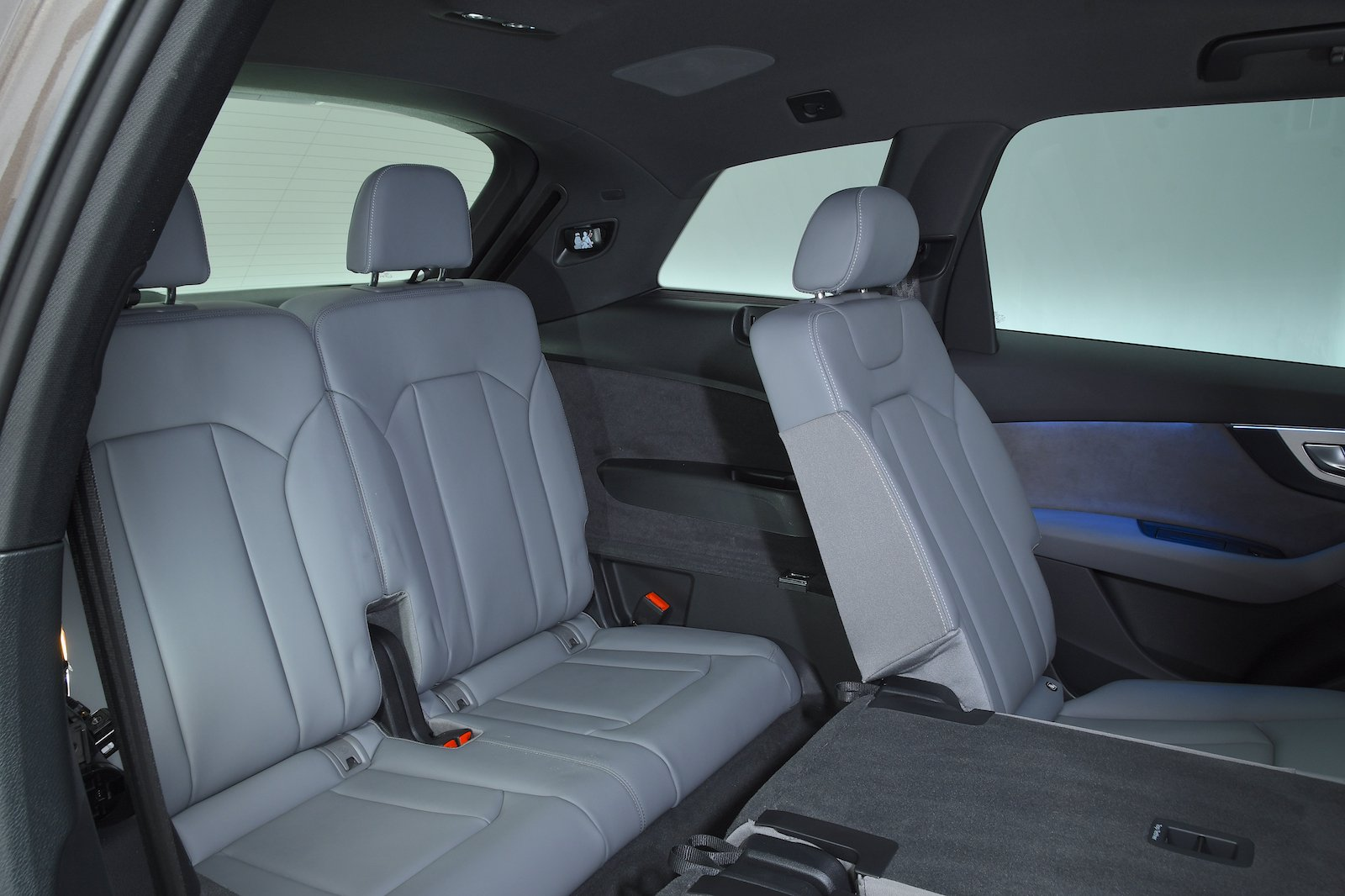 Audi Q7 Boot Space Size Seats What Car