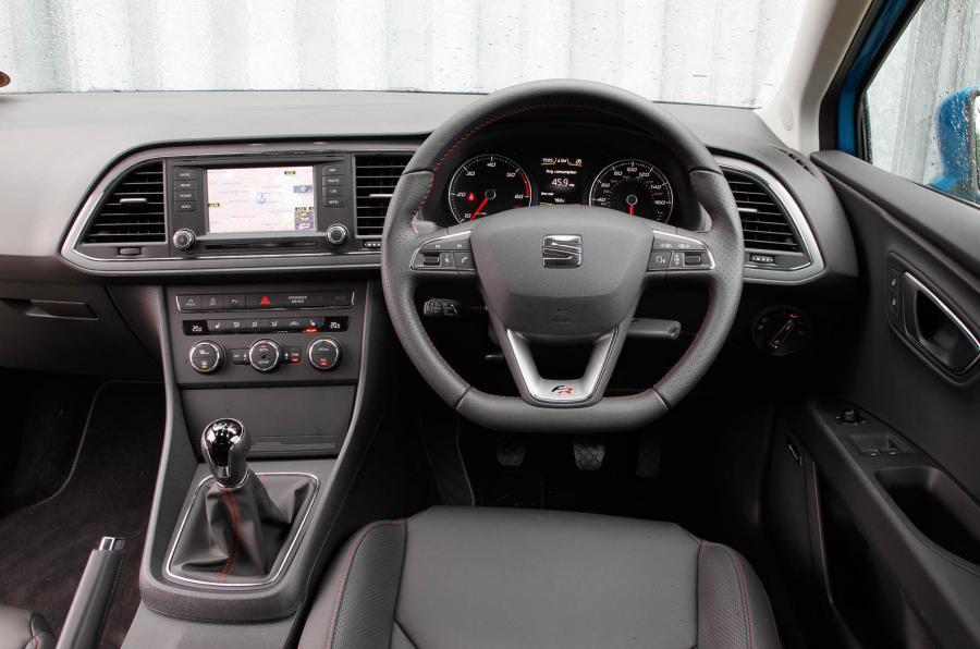 Seat Leon - interior