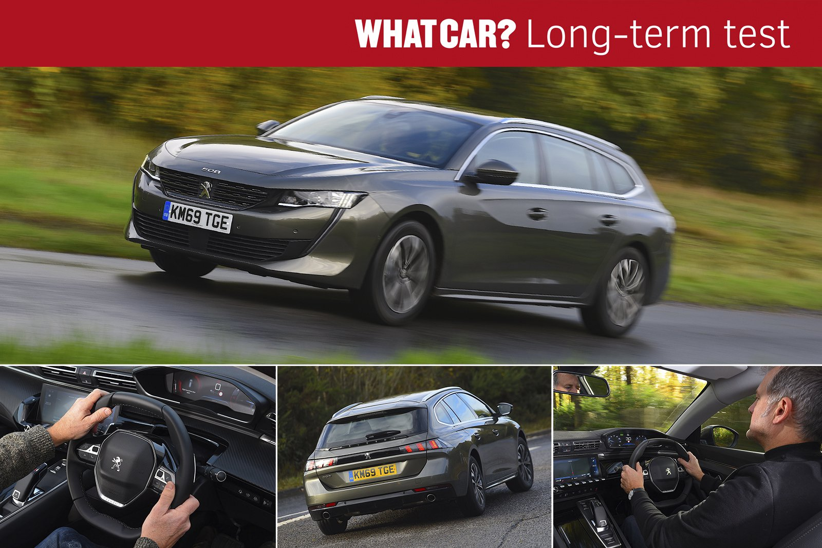 Peugeot 508 SW long-term report
