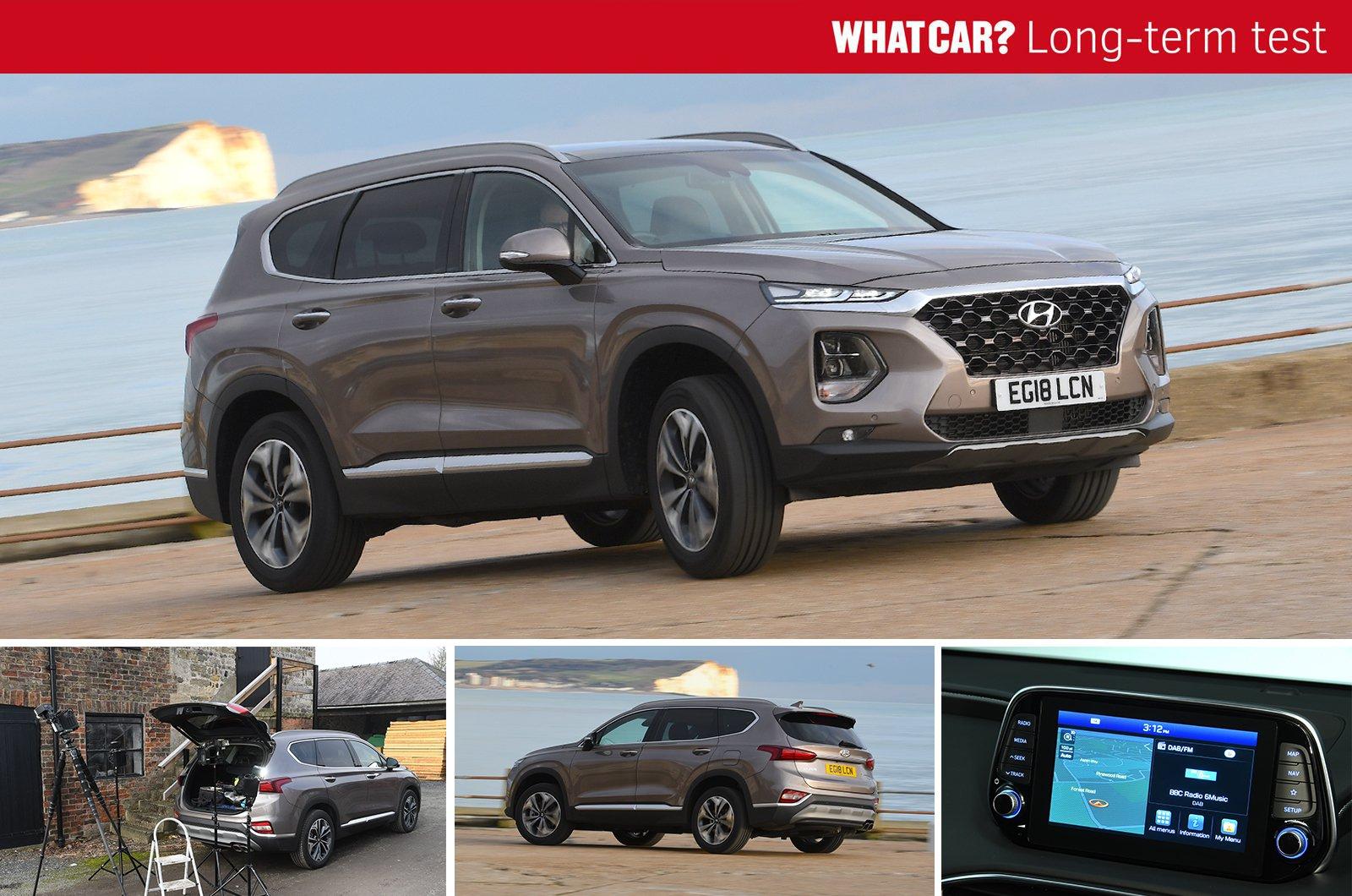 Hyundai Santa Fe long-term