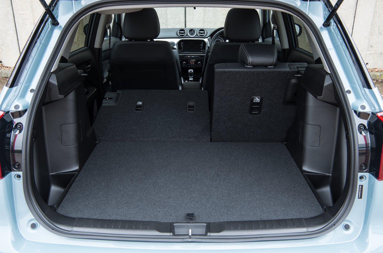 Suzuki Vitara boot