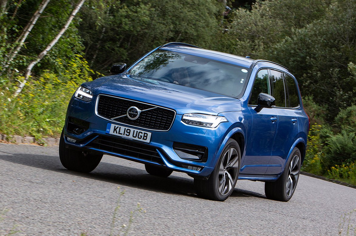 2019 volvo xc90 b5 review  price  specs and release date