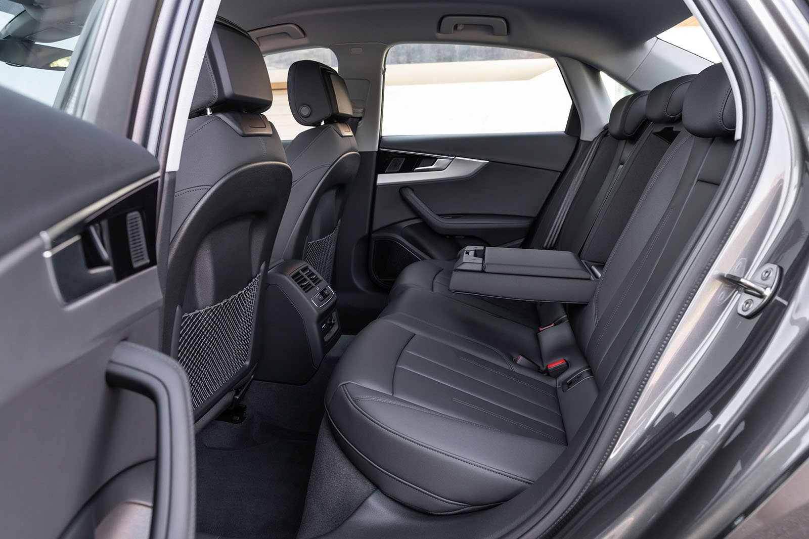 Audi A4 2019 LHD rear seats