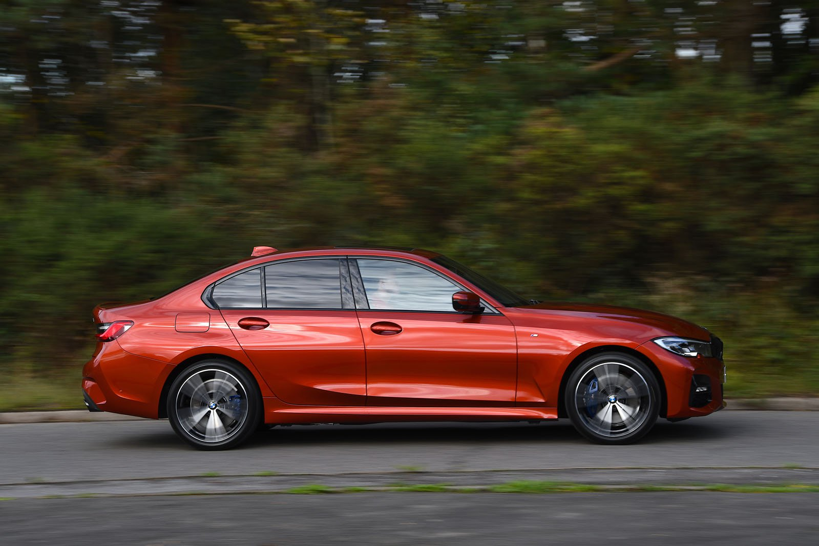 New BMW 330e vs new Volvo S60