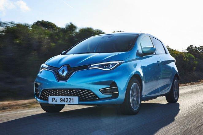 Renault Zoe Play R110 Z.E. 50